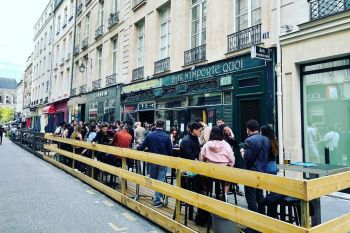 Photo for: Best Places to Drink in the 1st Arrondissement